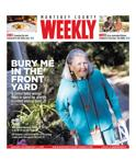 Issue Jan. 29, 2015: BURY ME IN THE FRONT YARD - A Carmel Valley woman fights to spend her afterlife in a most unusual place.