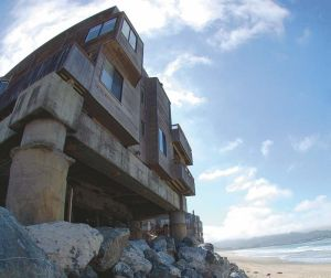 Monterey climate-change workshop looks at the latest shoreline impacts.