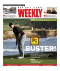 Issue Feb. 12, 2014: Buster Posey of the World Champion San Francisco Giants makes his AT&T Pebble Beach debut.