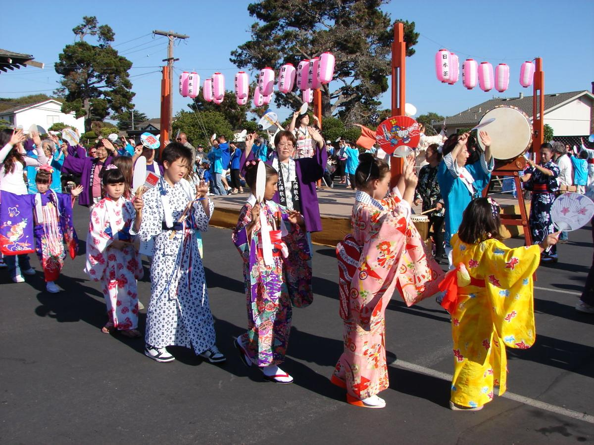 Obon Festival at Monterey Peninsula Buddhist Temple | Events and ...