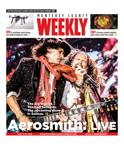 Issue July 09, 2015: AEROSMITH LIVE – The big legend. The bad behavior. The upcoming show in Salinas.