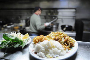 Big Deals: Happy Dragon's Chinese-American cuisine excels in value and selection.