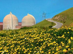Blakeslee goes nuclear on PG&E, says Diablo Canyon plant puts people at risk.