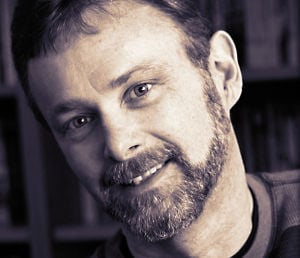 Comic novelist Christopher Moore comes to Monterey to talk 'writing and stuff.'