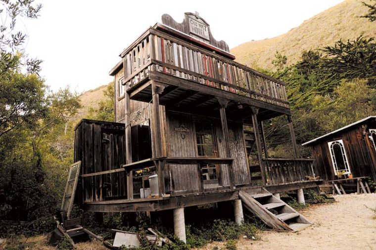 Jack kerouac s big sur dreams and nightmares are for Big sur cabin