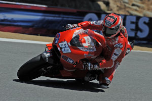 Former MotoGP World Champion Nicky Hayden might be the last and best American motorbike hero.