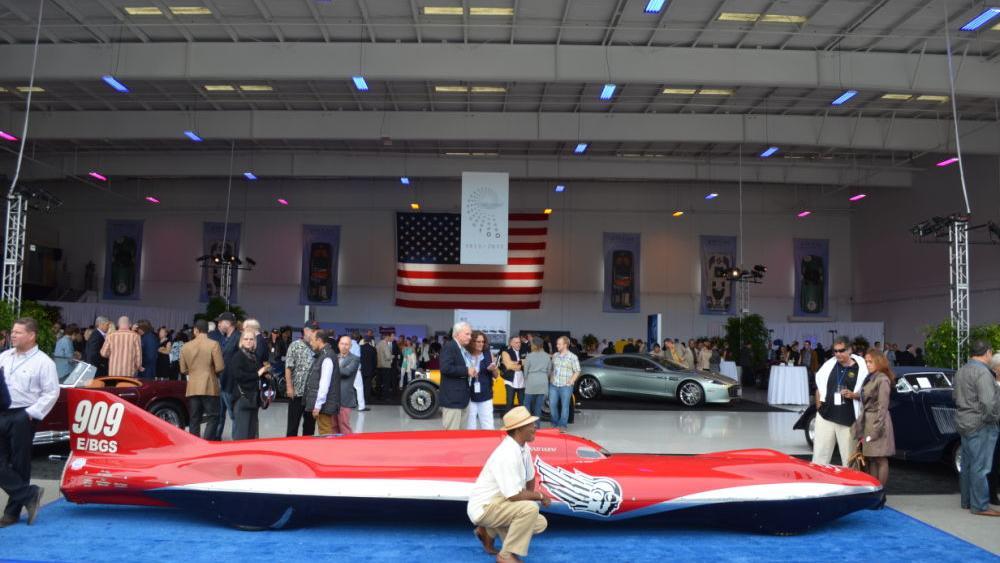 Mccall 39 S Motorworks Revival At Monterey Jet Center