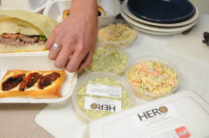 Rescue on a Roll: Hero Sandwiches saves the day for busy breadwinners with inventive creations.