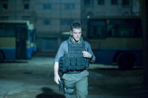 Political thriller starring Matt Damon raises almost as many questions as the invasion of Iraq.