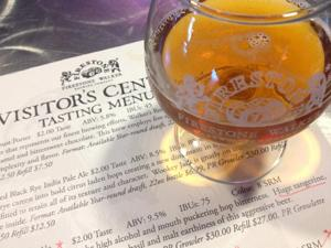 Firestone Walker Brewing Co. ranks as the top reason SLO people are so upbeat.