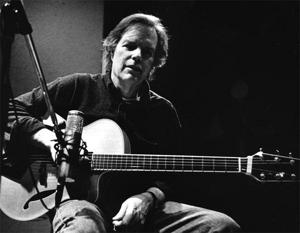 Leo Kottke brings his original voice and style to the Sunset.