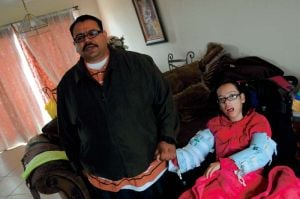Cuts to home care worker hours could mean life or death for some disabled.