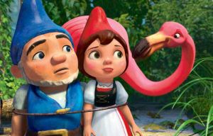 Gnome Run: Gnomeo & Juliet takes Shakespeare to kids (and only needs to be seen once).