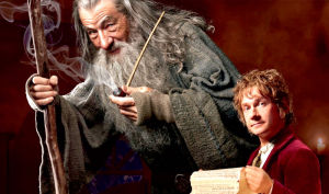 Searching for Bilbo: Anticipation builds as The Hobbit nears, and it's a good reminder to channel your inner hero.