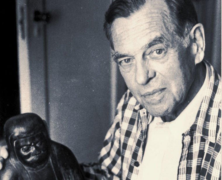 Joseph Campbell's lifelong exploration of the power of ... Joseph Campbell
