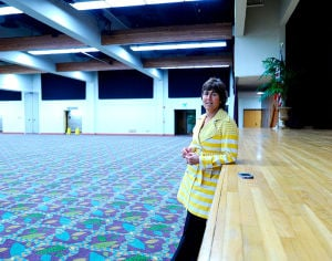 City works out financing for conference center remodel; small hotels push back.
