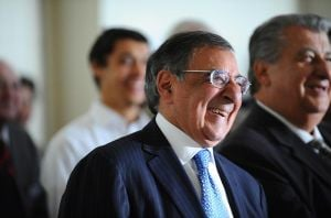Leon Panetta reflects on drones, Congress and women warriors after retiring to Carmel Valley.