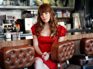 Jenny Lewis' decorated resume and honest songwriting carries her to Henry Miller Library.