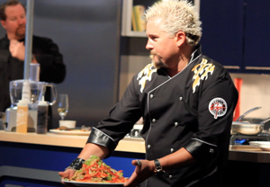 Foodie News Direct to Your In-Box (Plus Guy Fieri - Douche or No Douche?)