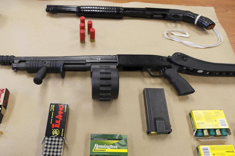 High Capacity Shotgun High Capacity Shotgun And