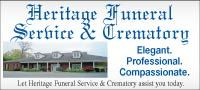 Heritage Funeral Service & Crematory