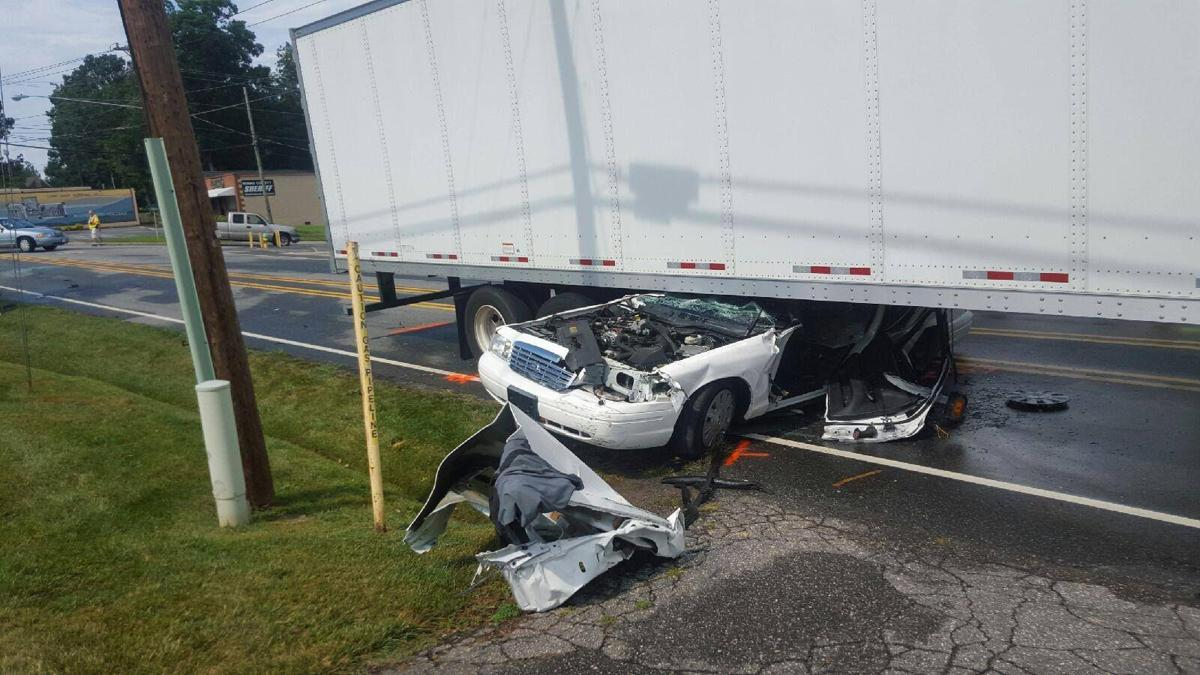 man survives being hit dragged by truck news morganton com wreck jpg