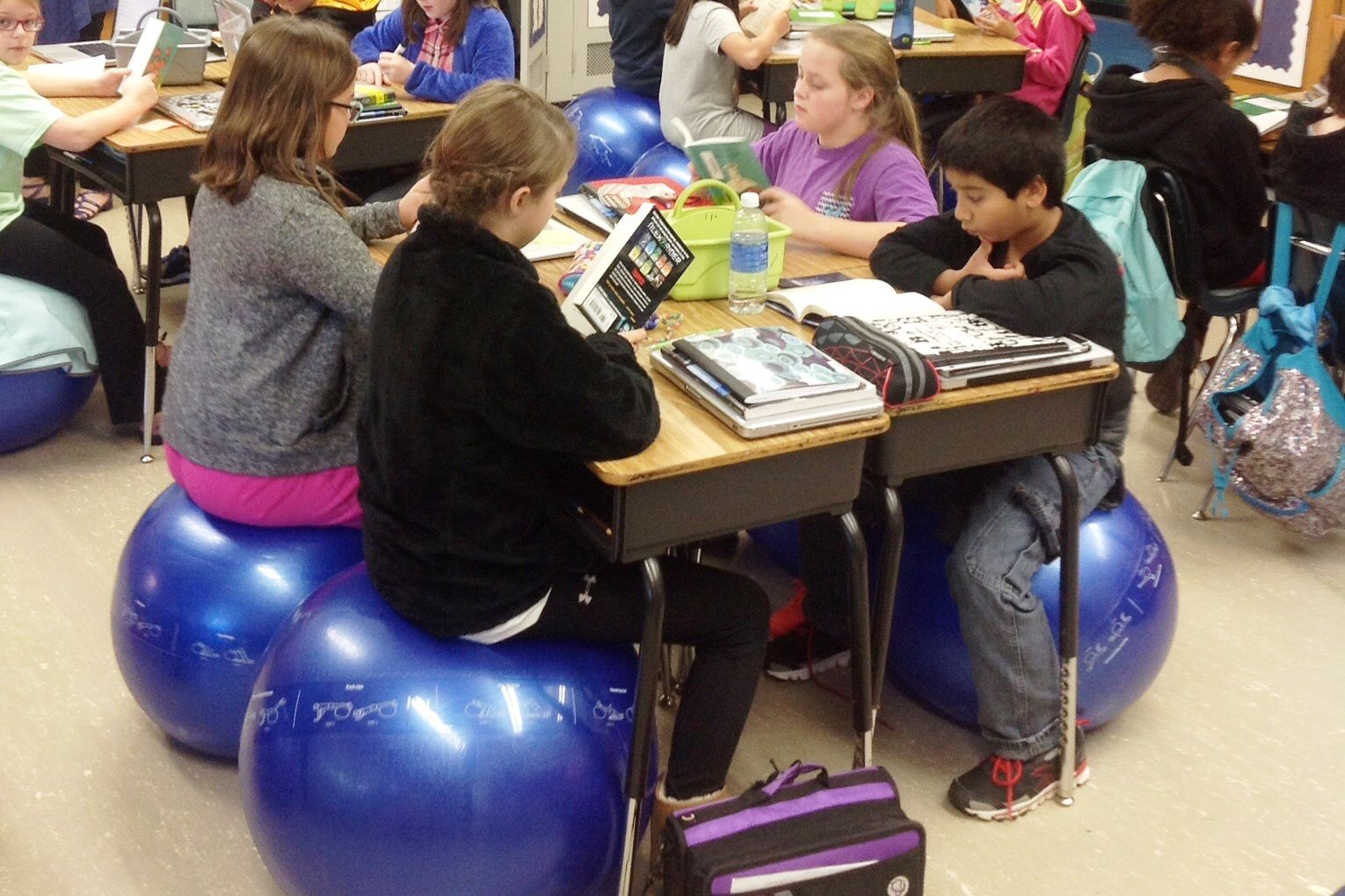 Teachers implement action-based learning | News | morganton.com