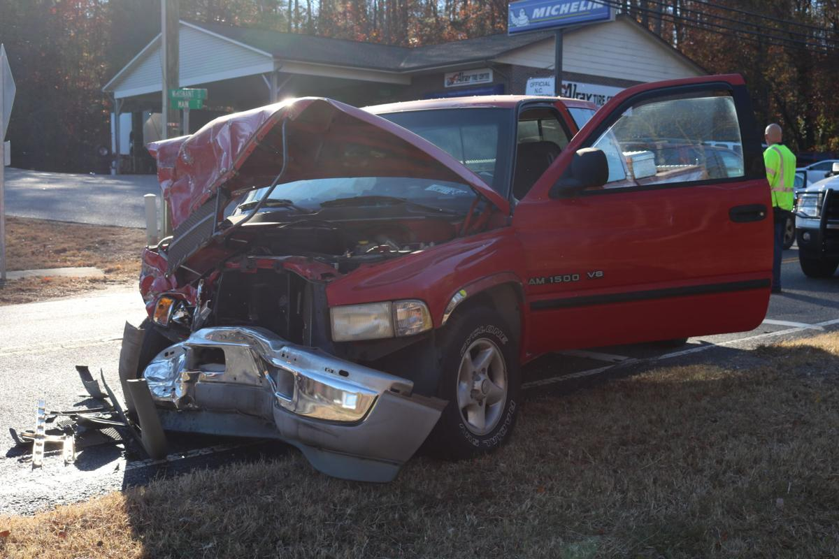 1 injured in collision in valdese news morganton com wreck valdese alray tire 8 jpg