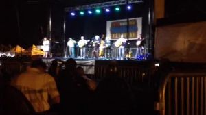 Ricky Skaggs at Red, White and Bluegrass Festival