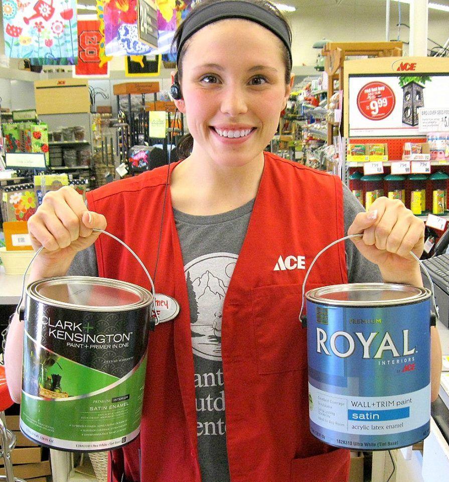 Courtnet Paint Cans