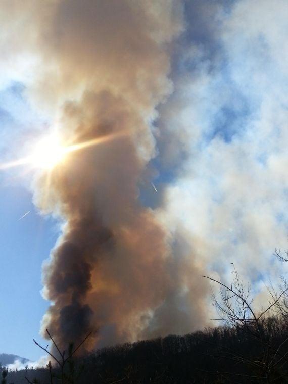 Table Rock fire - USFS