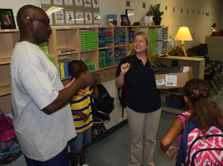 First Day of School in Horry County Aug. 20, 2015 - MyHorryNews.com ...