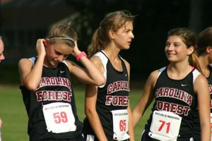 Carolina Forest cross country