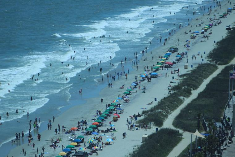 Myrtle Beach Drowning July