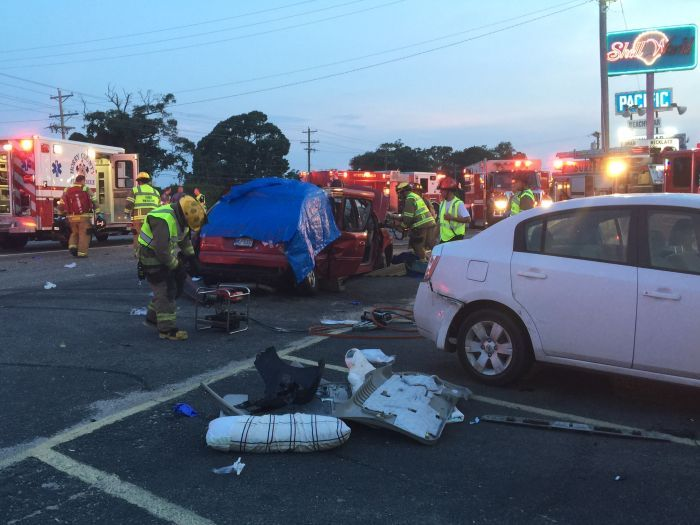 Car Accident In Myrtle Beach Sc Today