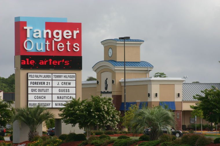 Tanger Nike Outlet Myrtle Beach