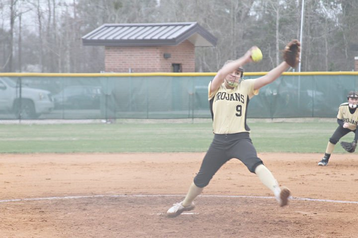 Lady Trojans down Carvers Bay, Mullins, fall to region leaders Latta