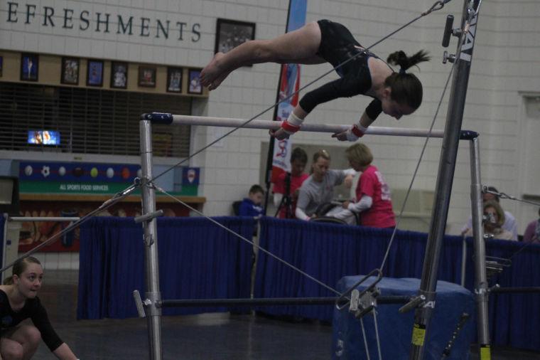 Myrtle Beach Gymnastics Meet