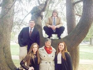 LHS students attend All-State Choral Clinic