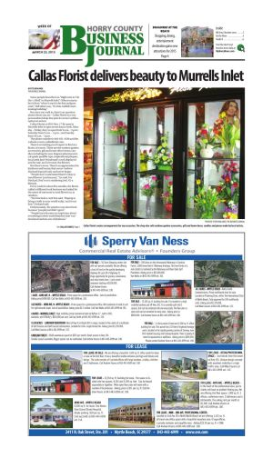 Horry County Business Journal