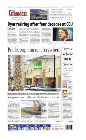 Carolina Forest Chronicle