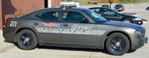 Pevely Police car