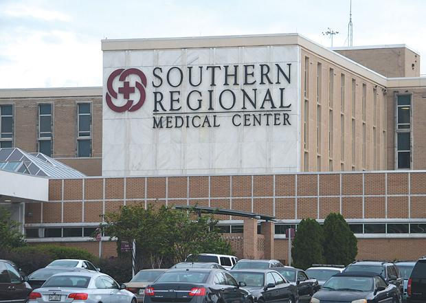 Southern regional emory finalize management agreement news news for Gardens regional hospital and medical center