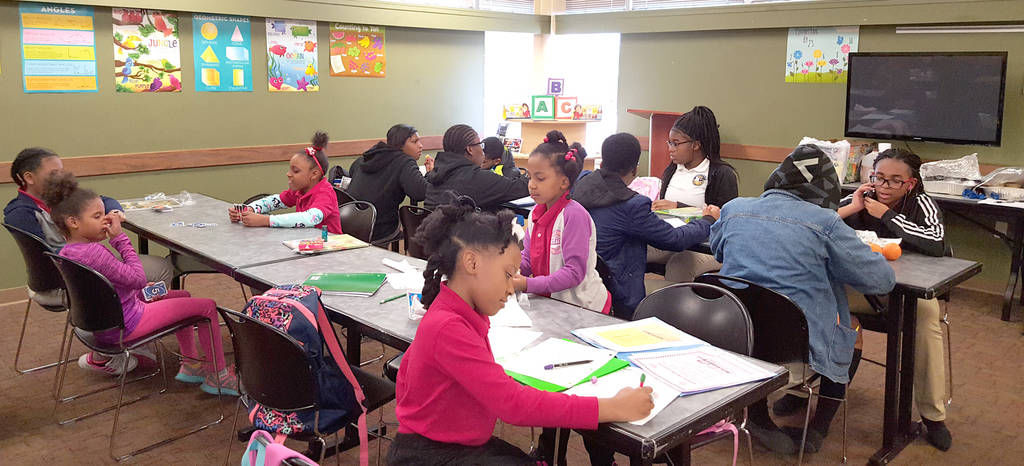 After school homework help program