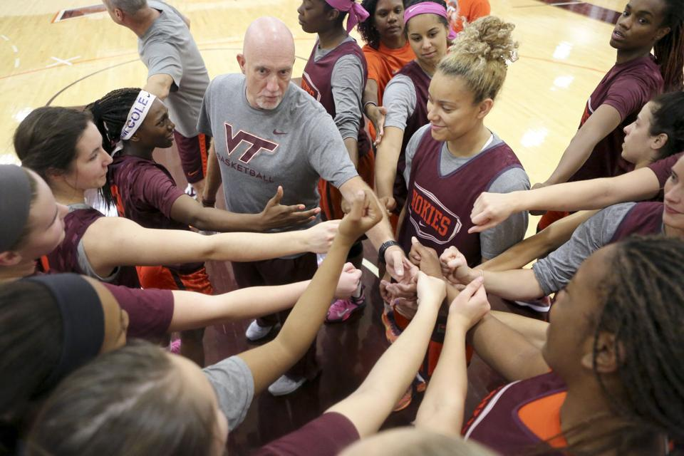 Virginia tech women s basketball coach uncertain inside vt sports
