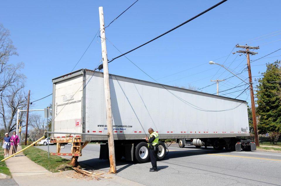 Telephone Utility Pole Truck Wiringwireus