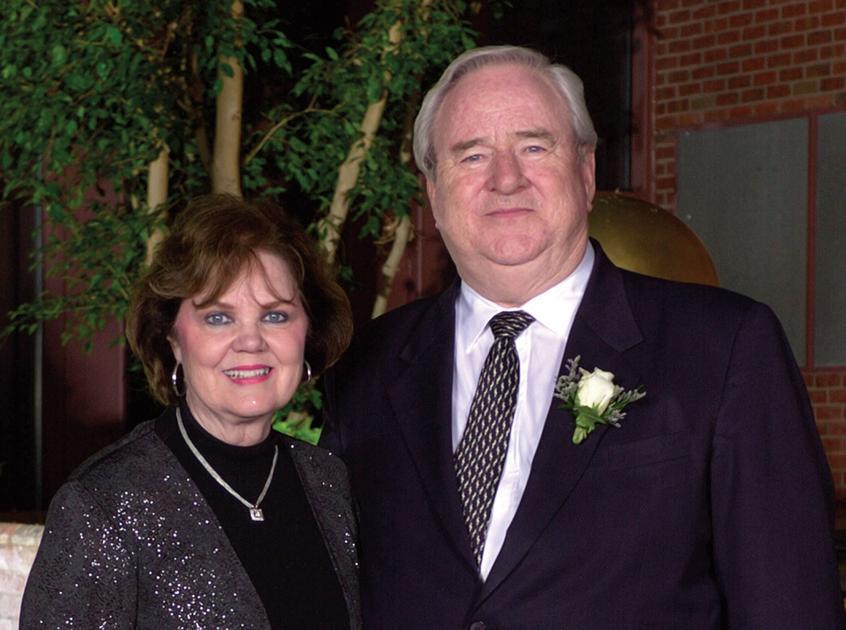 A pastor's wife: Macel Falwell, widow of Jerry Falwell Sr ...