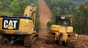 Dominion touts Atlantic Coast Pipeline progress, mountain construction concerns opponents