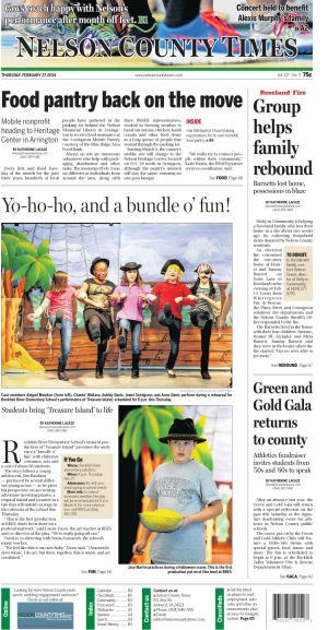 Nelson County Times for Feb. 27, 2014