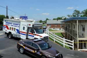 Amherst sheriff: Investigators on scene of suspicious death